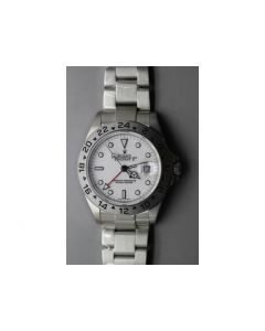Rolex Explorer II 40mm SS/SS White