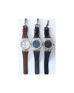 Royal Oak 37mm 15450 *3 Dials* Leather A3120 JF