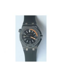Royal Oak Offshore Diver 15707 Full Ceramic Black Dial Rubber BP A3120