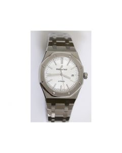 Royal Oak 41mm 15400 White Bracelet A3120 *3 Dials* MPF