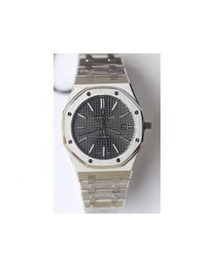 Royal Oak 41mm 15400 Grey Dial Bracelet JF A3120 V5