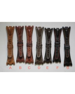 AP Strap for ROO models made by genuine crocodile skin